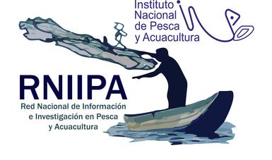 Imagen RNIIPA y logotipo del Instituto Nacional de Pesca y Acuacultura