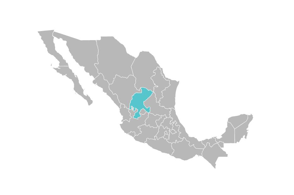 Delegación CEAV Zacatecas