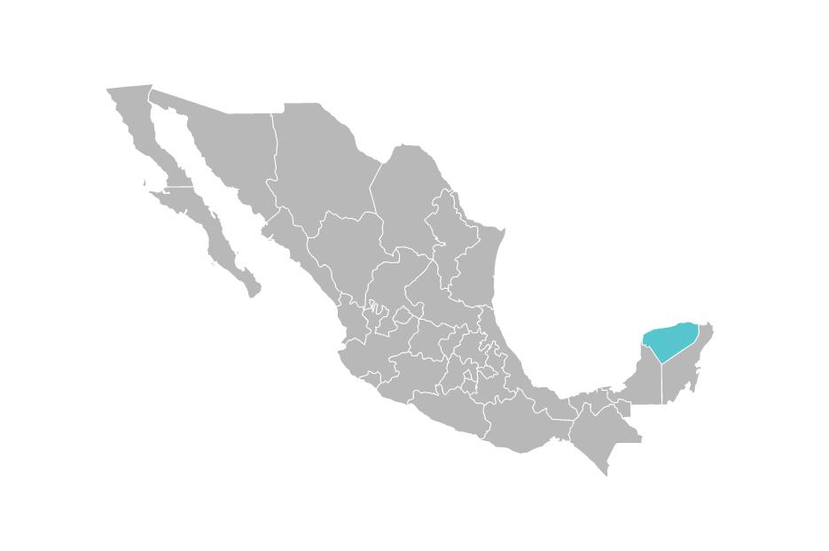 Delegación CEAV Yucatán