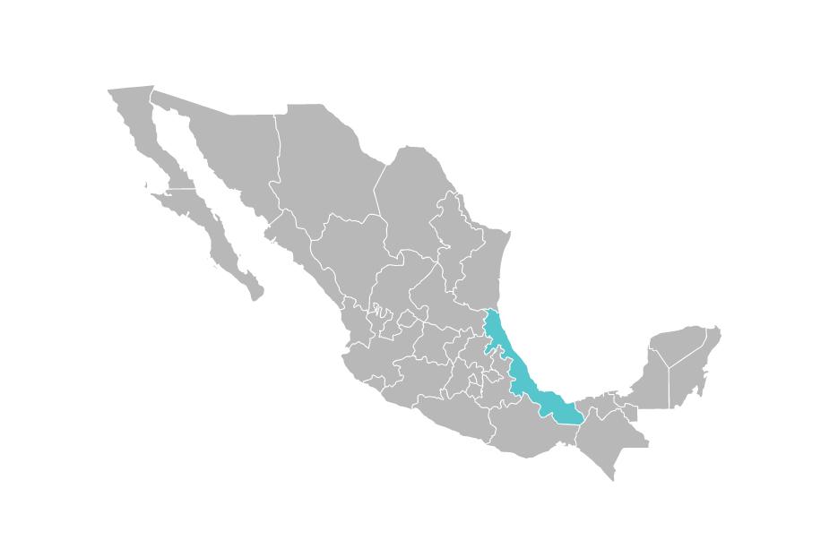 Delegación CEAV Veracruz
