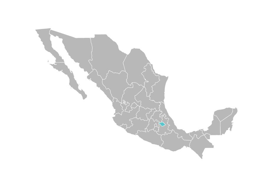 Delegación CEAV Tlaxcala