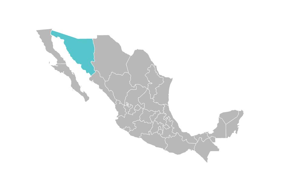 Delegación CEAV Sonora
