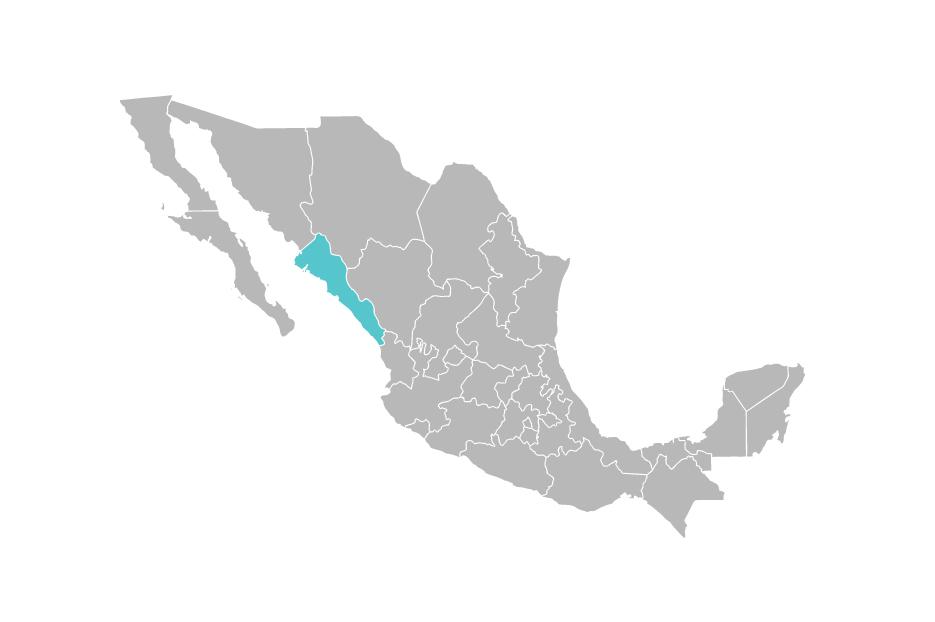 Delegación CEAV Sinaloa
