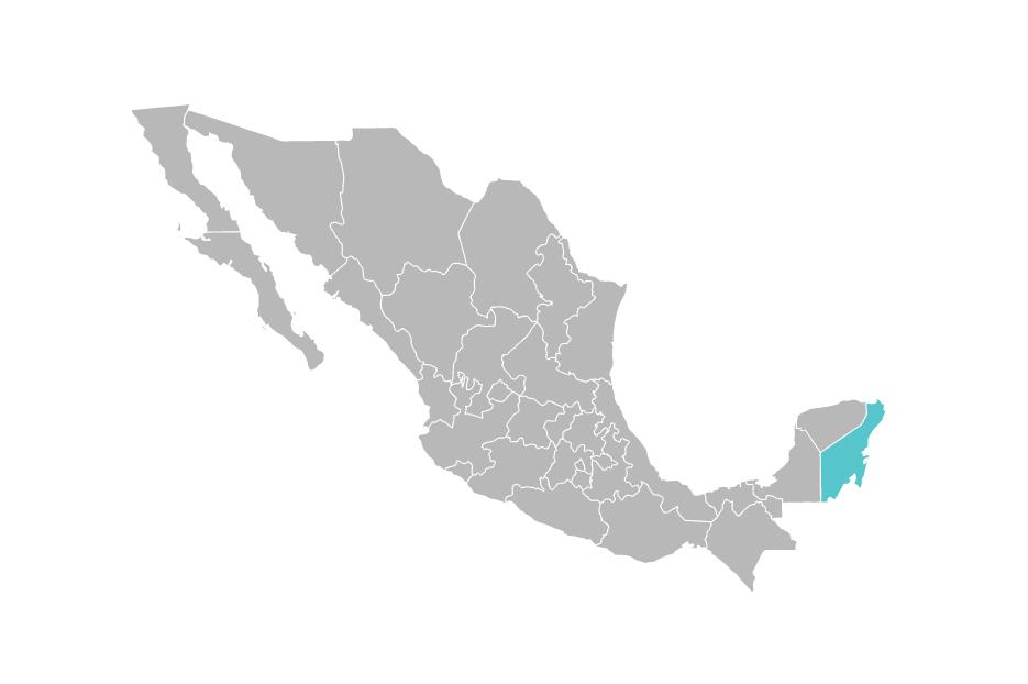Delegación CEAV Quintana Roo
