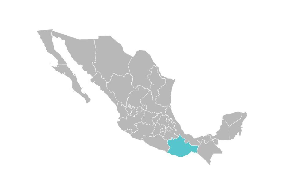 Delegación CEAV Oaxaca