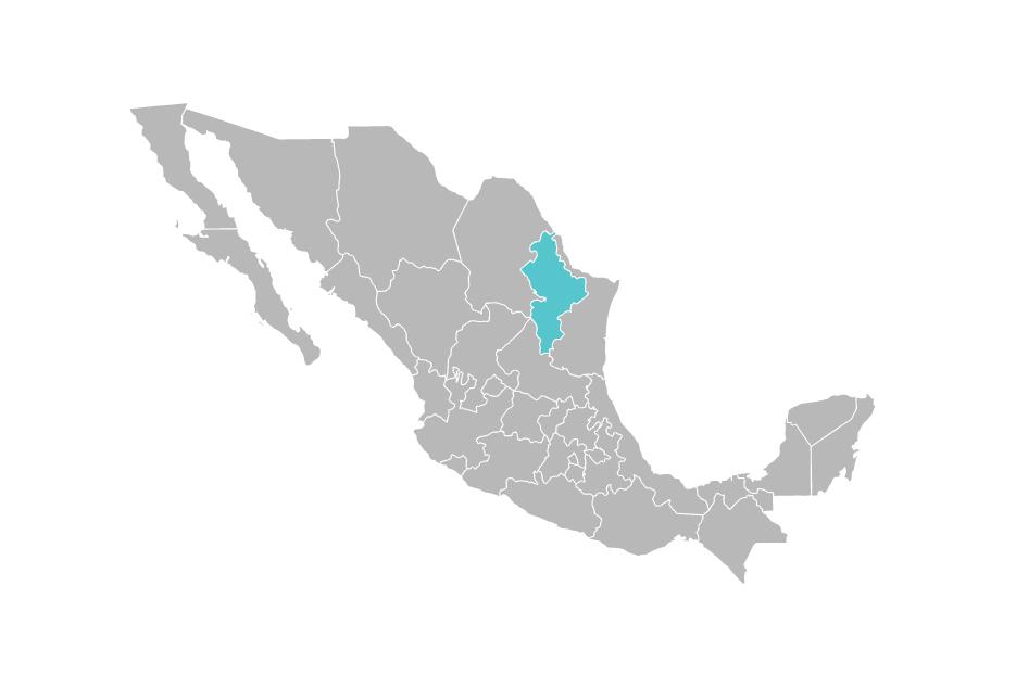 Delegación CEAV Nuevo León