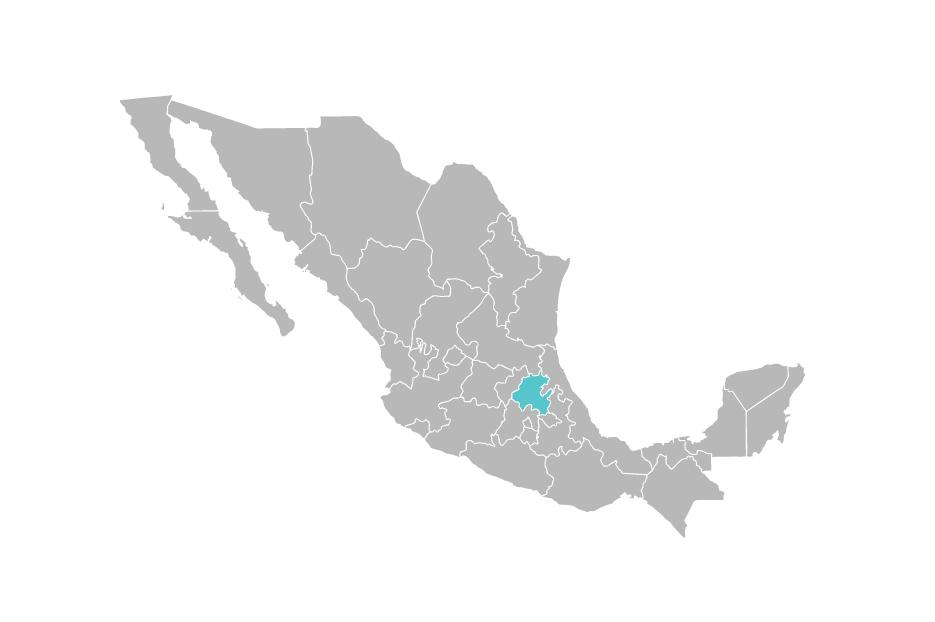 Delegación CEAV Hidalgo