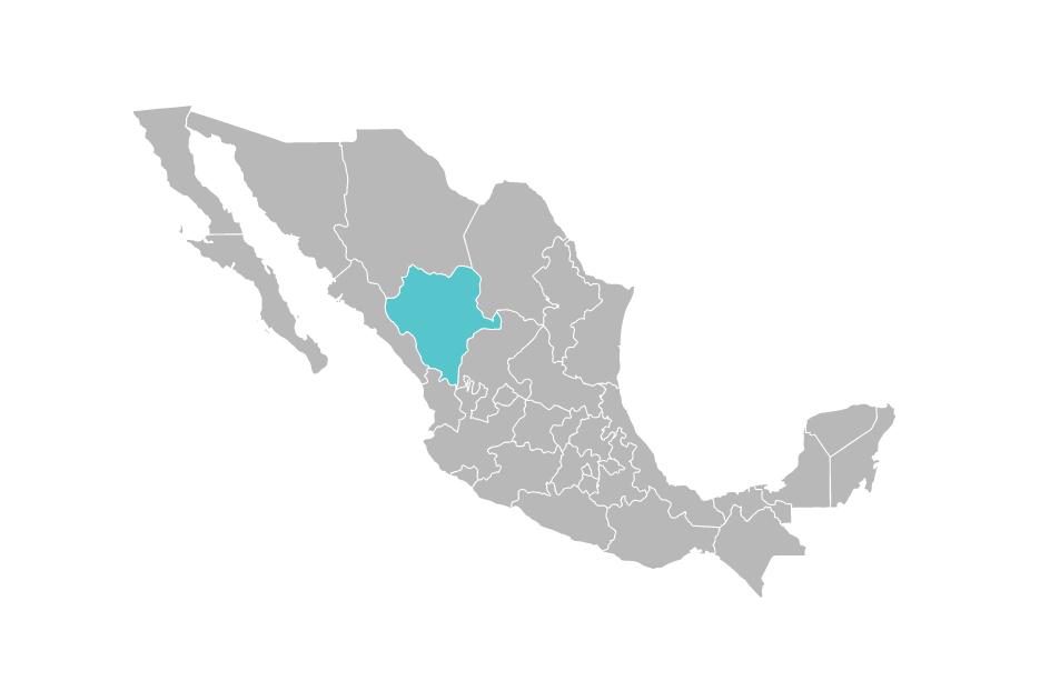 Delegación CEAV Durango