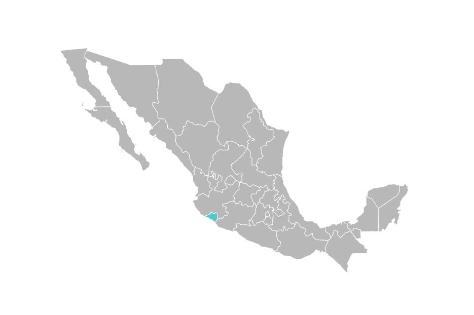 Delegación CEAV Colima