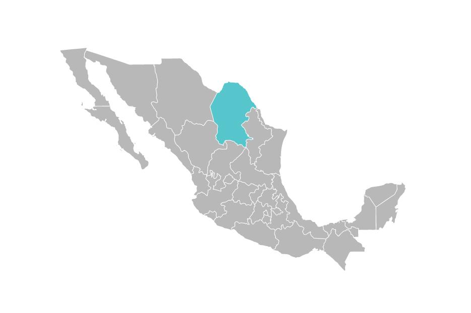 Delegación CEAV Coahuila