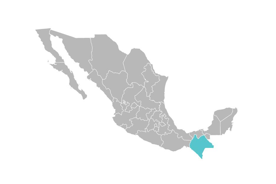 Delegación CEAV Chiapas