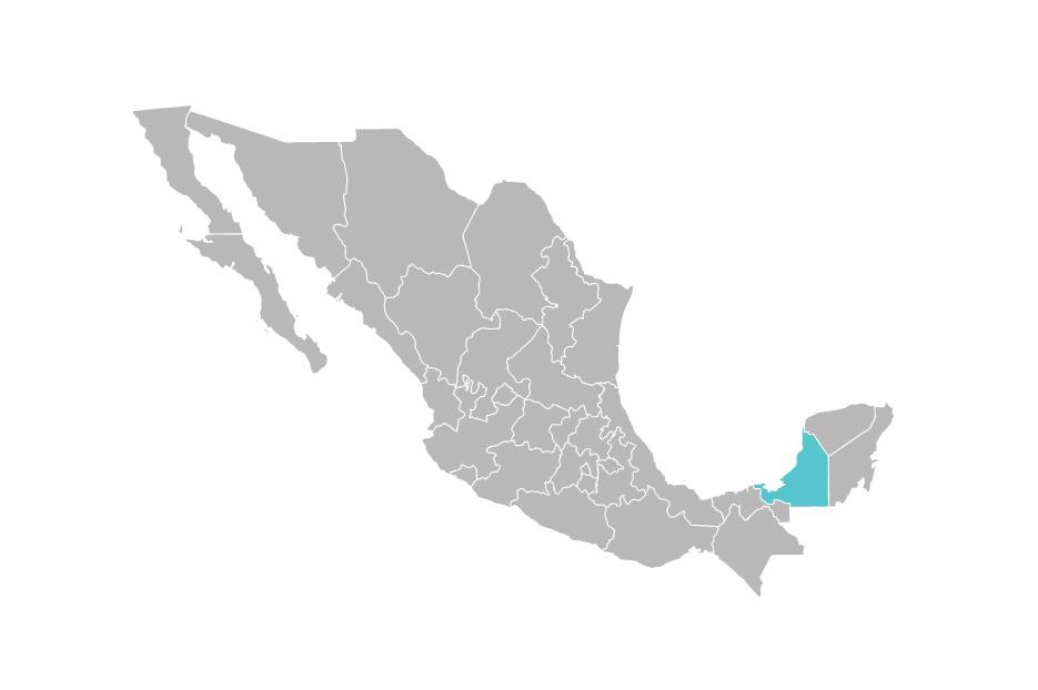 Delegación CEAV Campeche