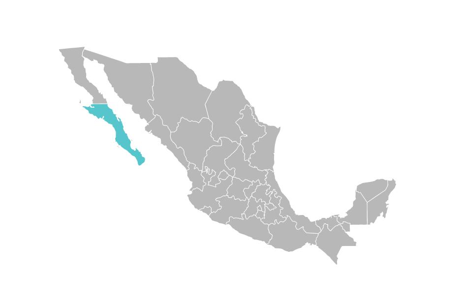 Delegación CEAV Baja California Sur
