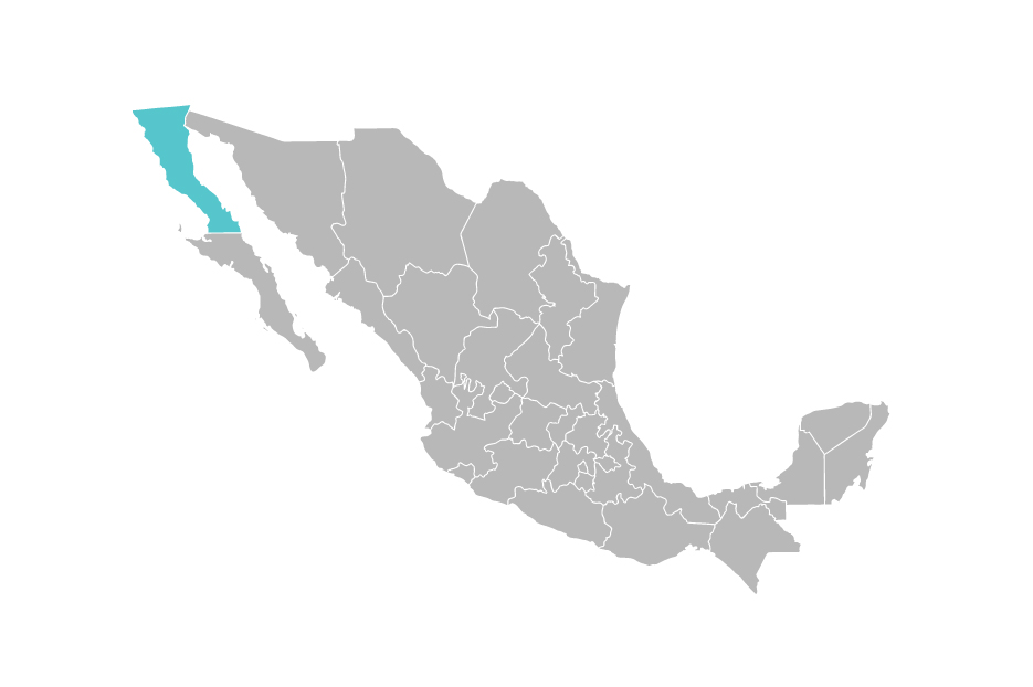 Delegación CEAV Baja California