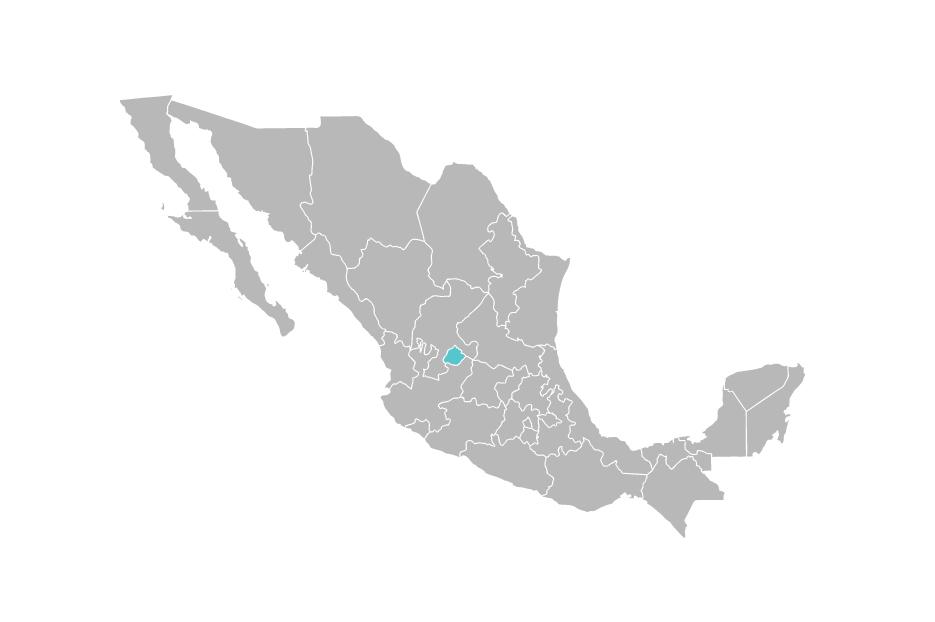 Delegación CEAV Aguascalientes