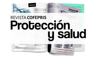 Revista COFEPRIS Protección y Salud