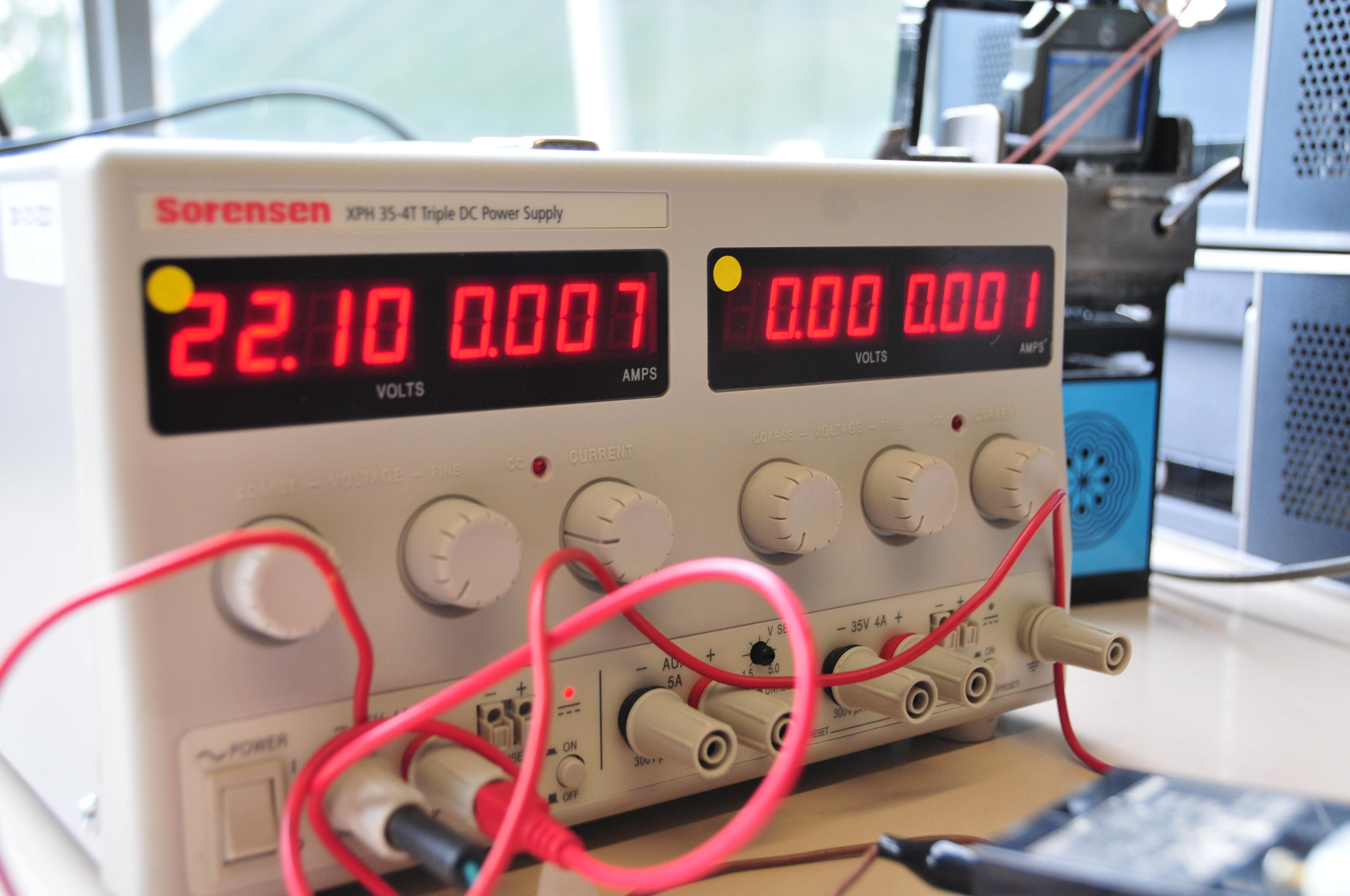 Laboratorio de Metrología Eléctrica
