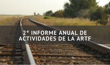 2° Informe Anual de Actividades de la ARTF