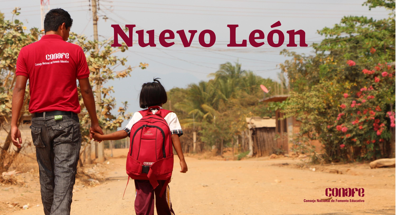 Delegación Conafe Nuevo León