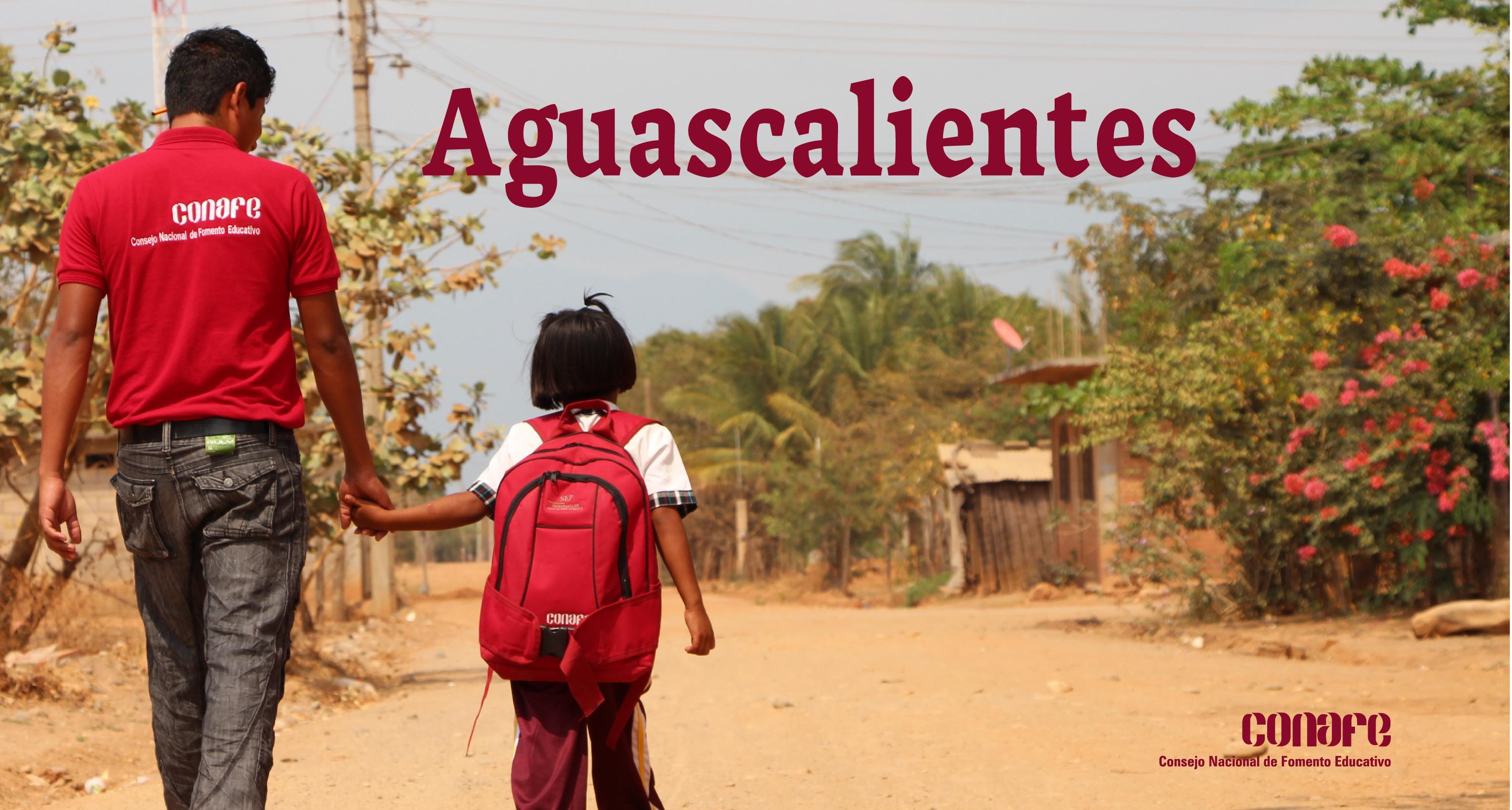 Delegación Conafe Aguascalientes