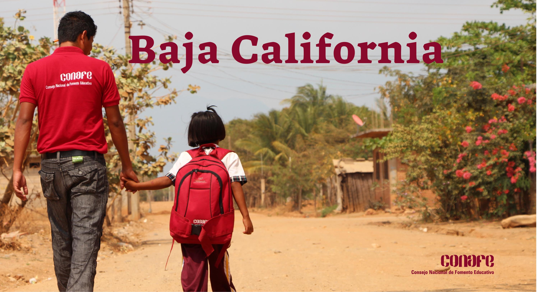 Delegación Conafe Baja California