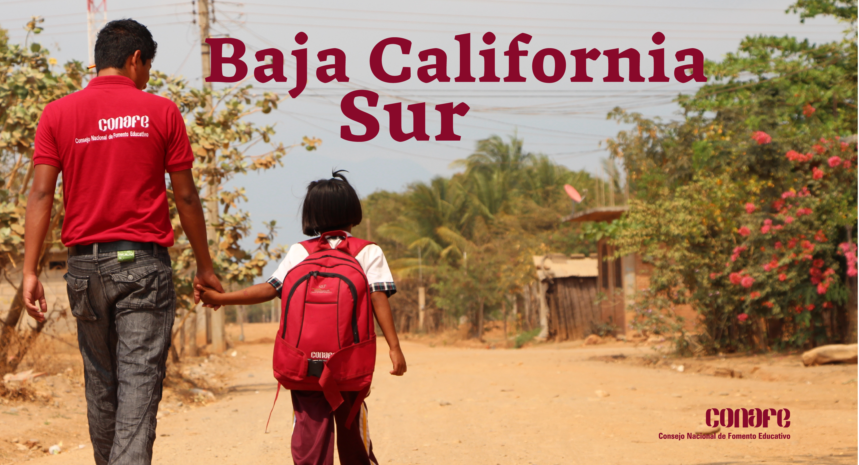 Delegación Conafe Baja California Sur