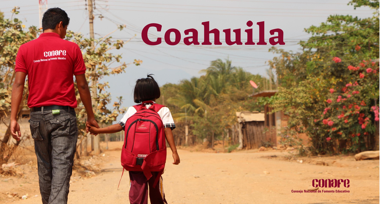 Delegación Conafe Coahuila