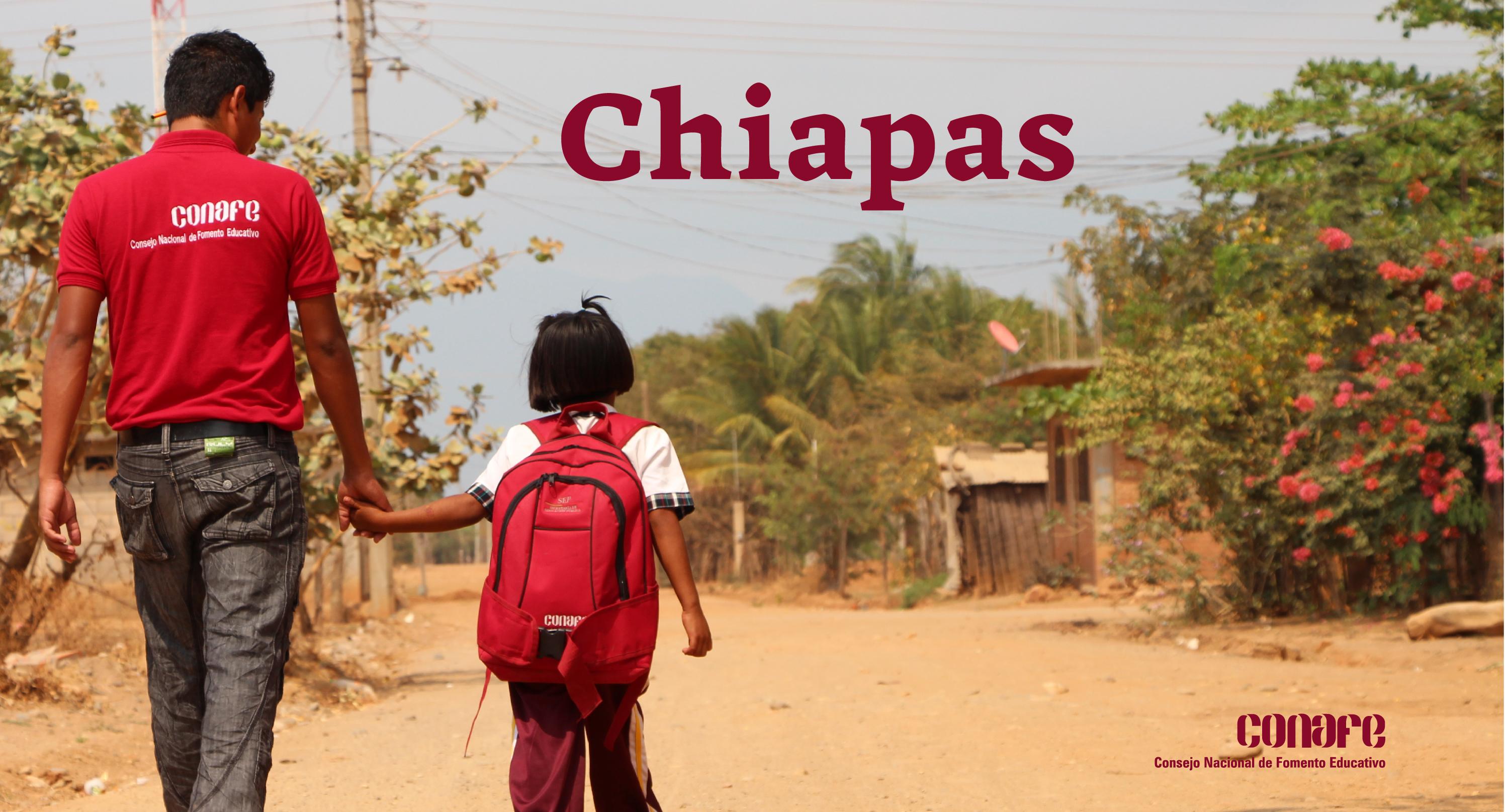 Delegación Conafe Chiapas