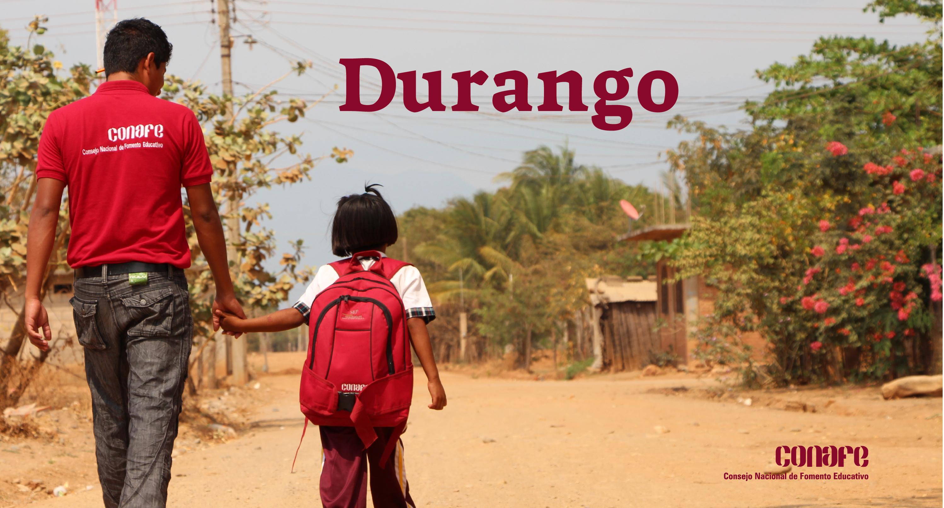 Delegación Conafe Durango