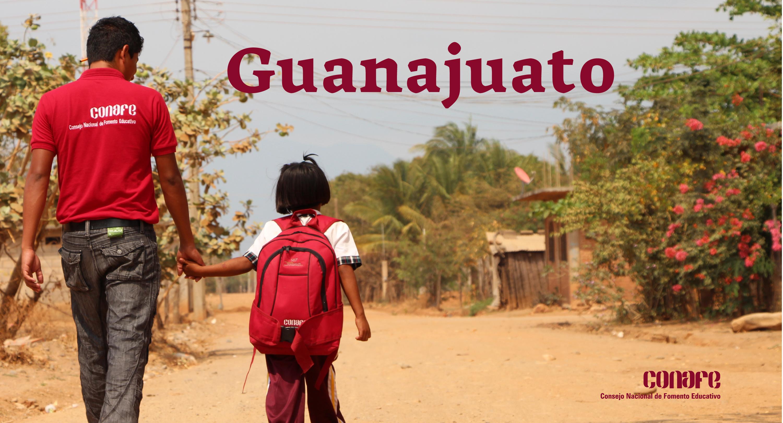 Delegación Conafe Guanajuato