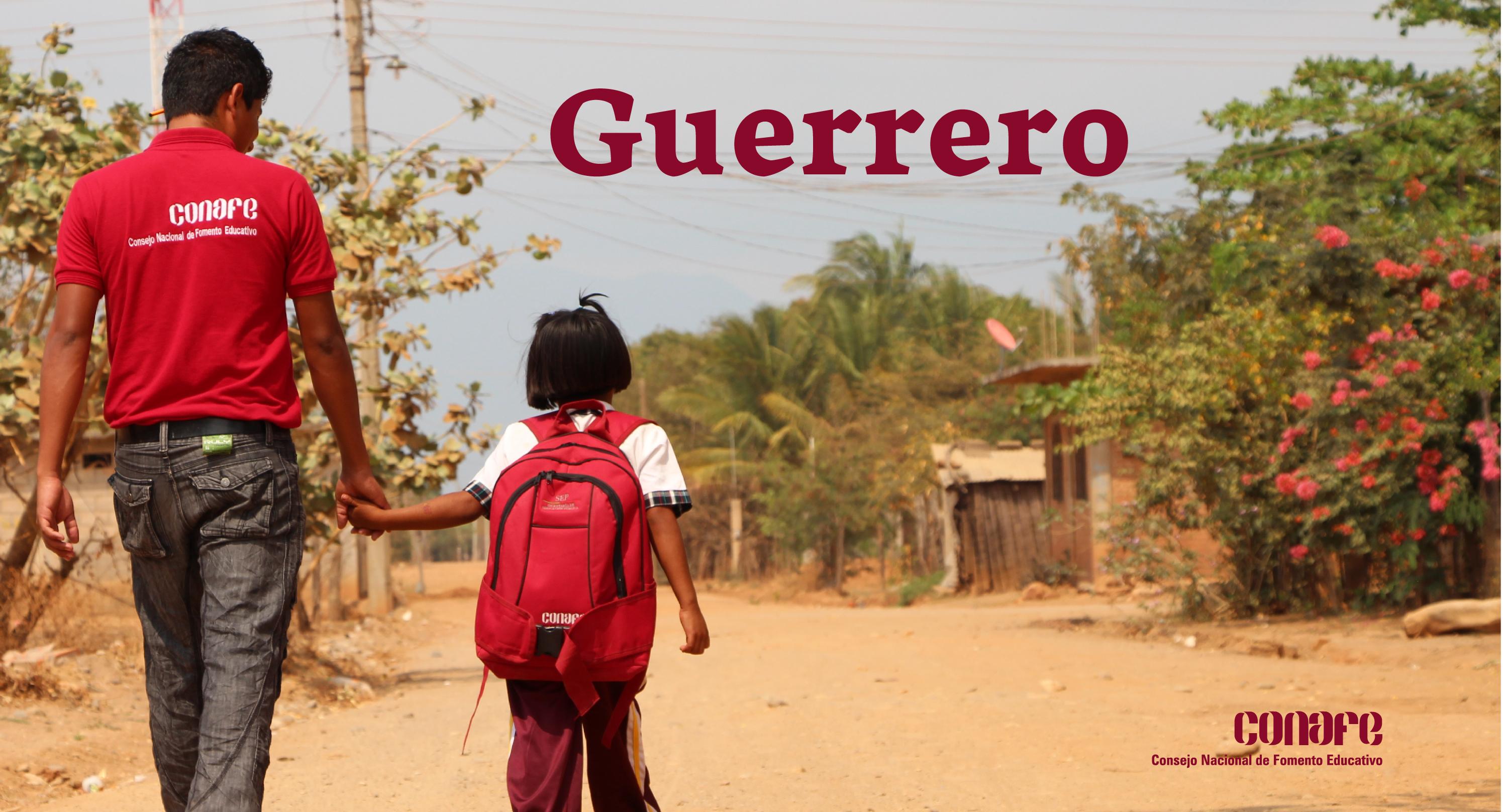 Delegación Conafe Guerrero