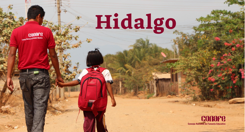 Delegación Conafe Hidalgo