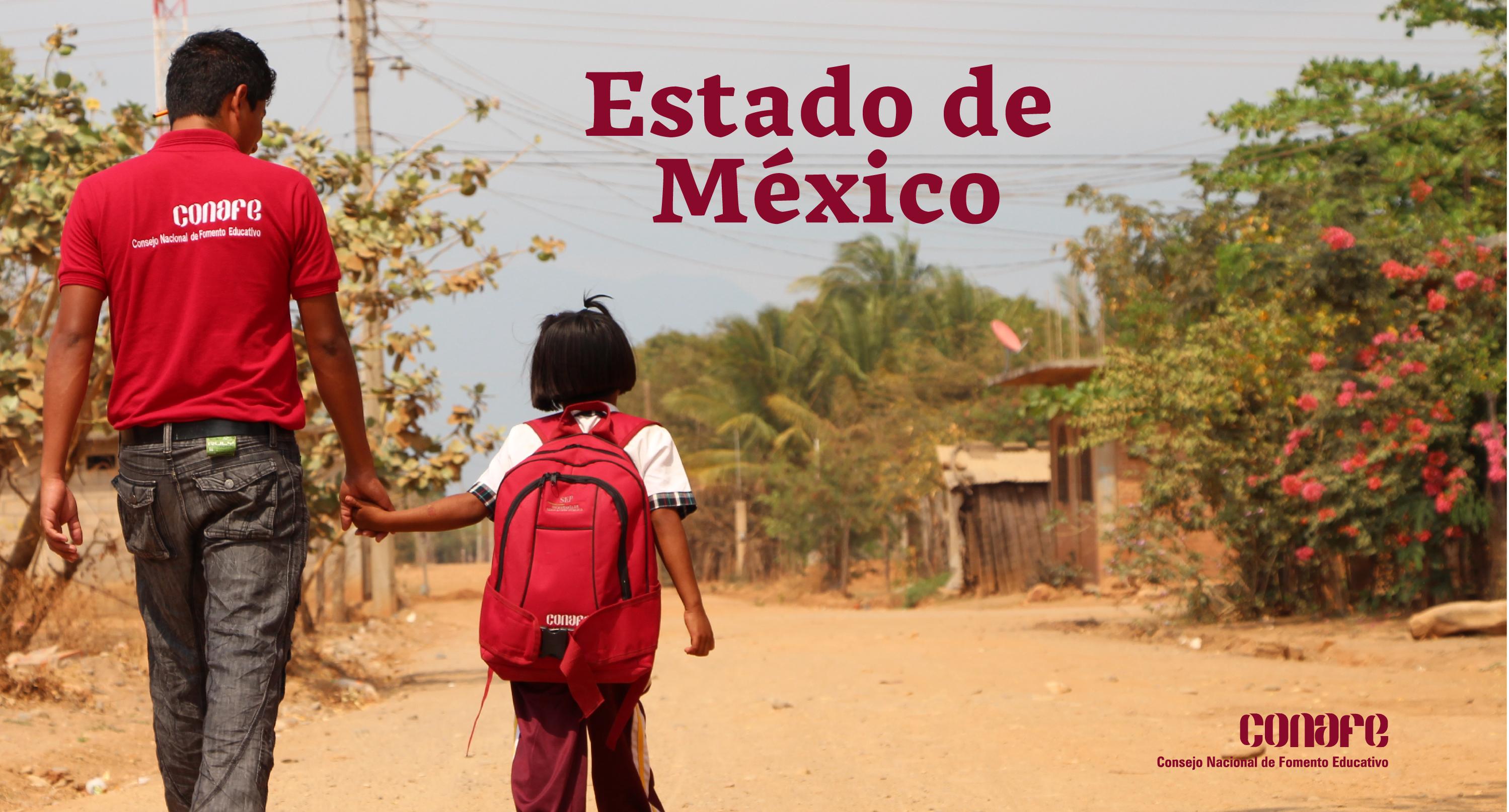 Delegación Conafe Estado de México