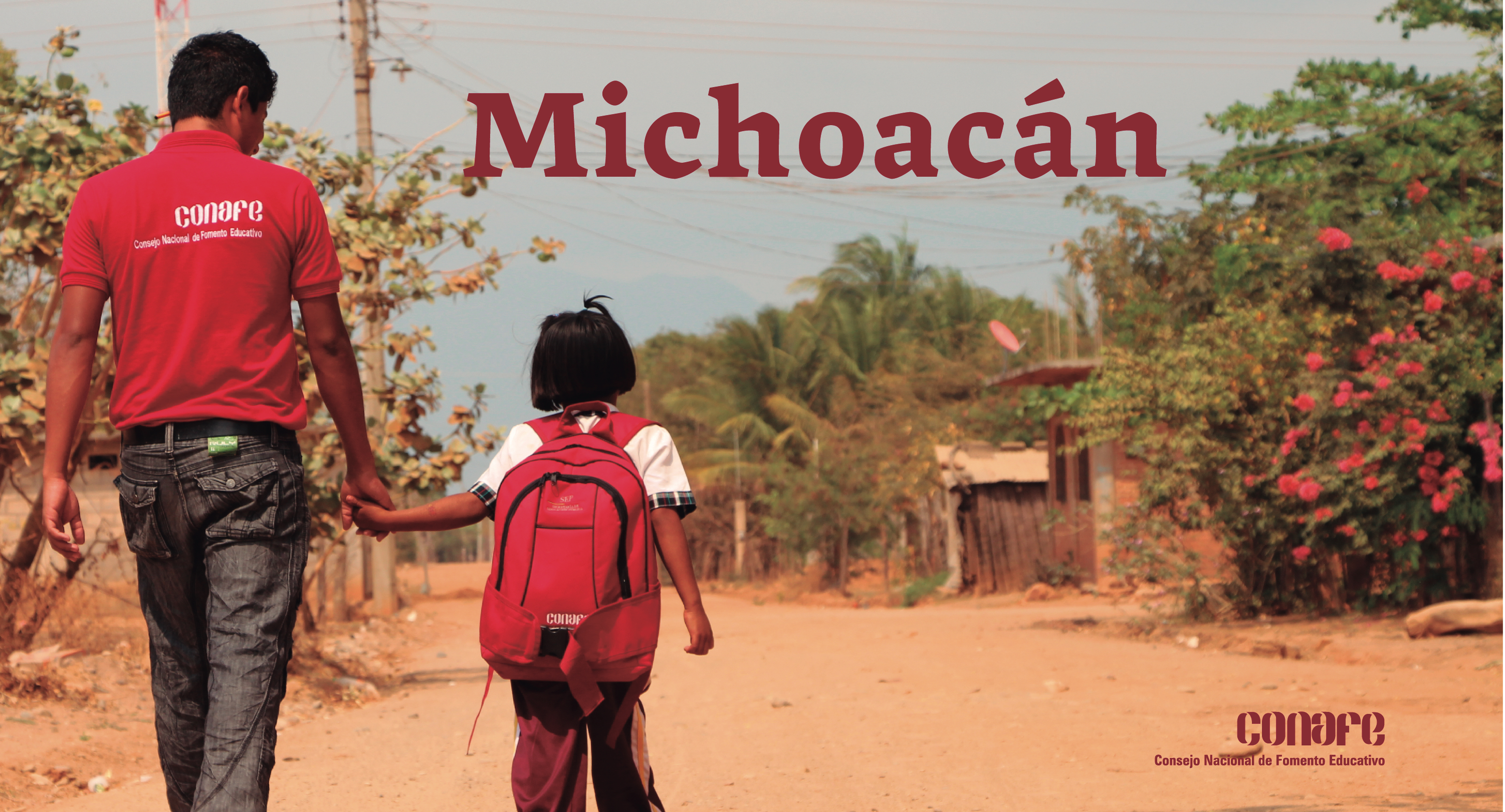 Delegación Conafe Michoacán