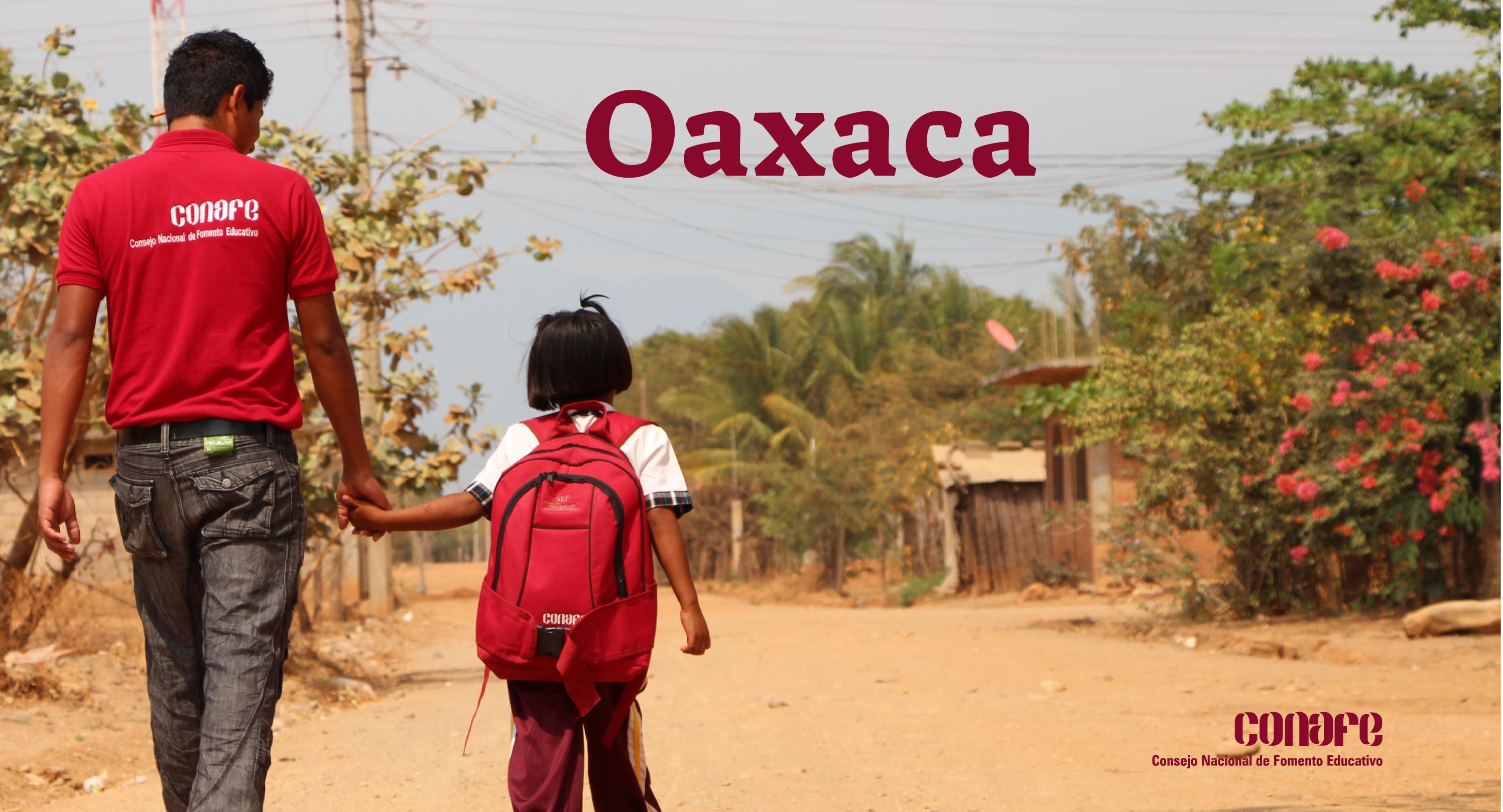 Delegación Conafe Oaxaca