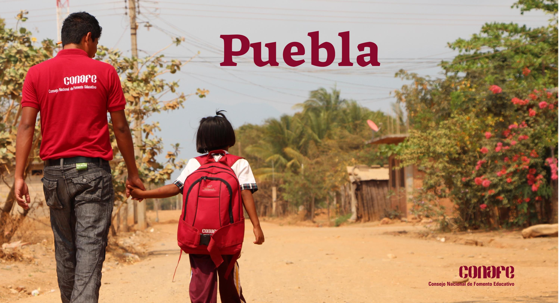 Delegación Conafe Puebla