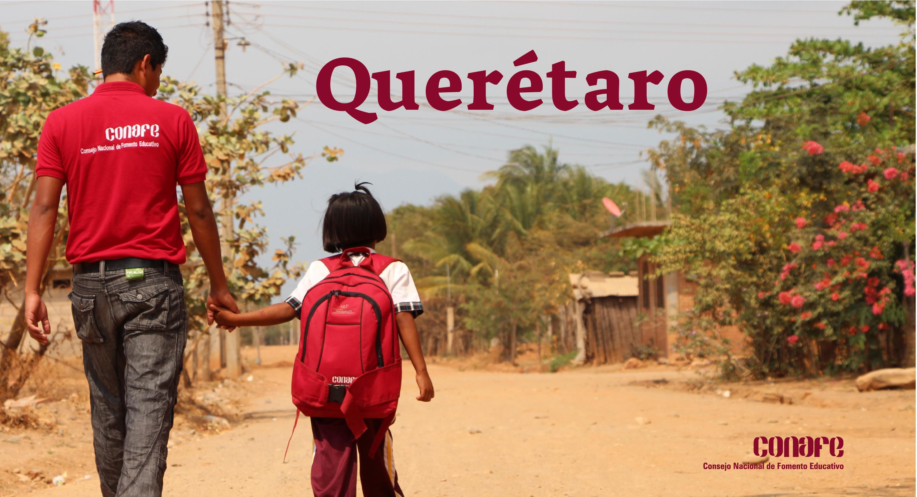 Delegación Conafe Querétaro