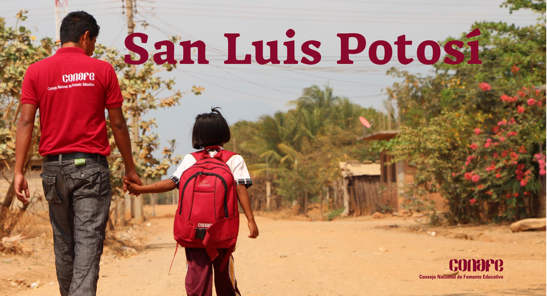 Delegación Conafe San Luis Potosí
