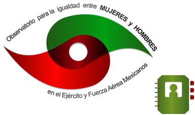 Heráldica del Observatorio para la Igualdad entre Mujeres y Hombres.