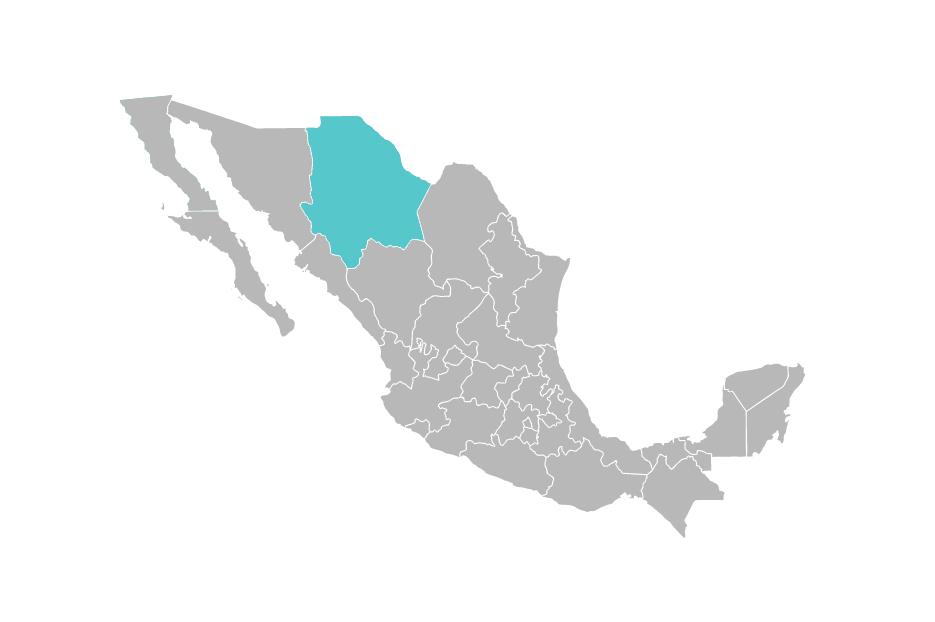 Delegación CEAV Chihuahua