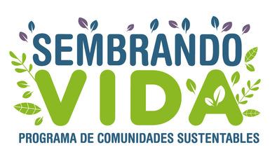 Logotipo del Programa Sembrando Vida