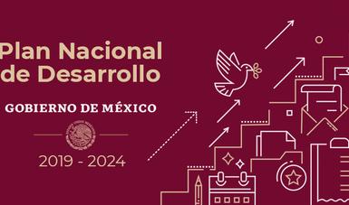 Plan Nacional de Desarrollo 2019-2024