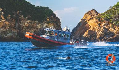 Sistema de Búsqueda y Rescate (SAR) de la Armada de México