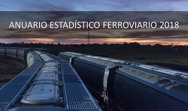 Anuario Estadístico Ferroviario