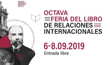 VIII Feria del Libro de Relaciones Internacionales