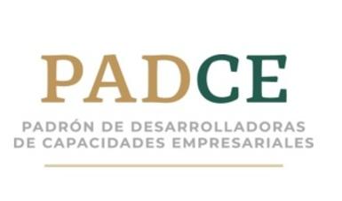 Padrón de Desarrolladoras de Capacidades Empresariales - PADCE