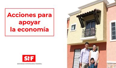 Acciones para apoyar la economía