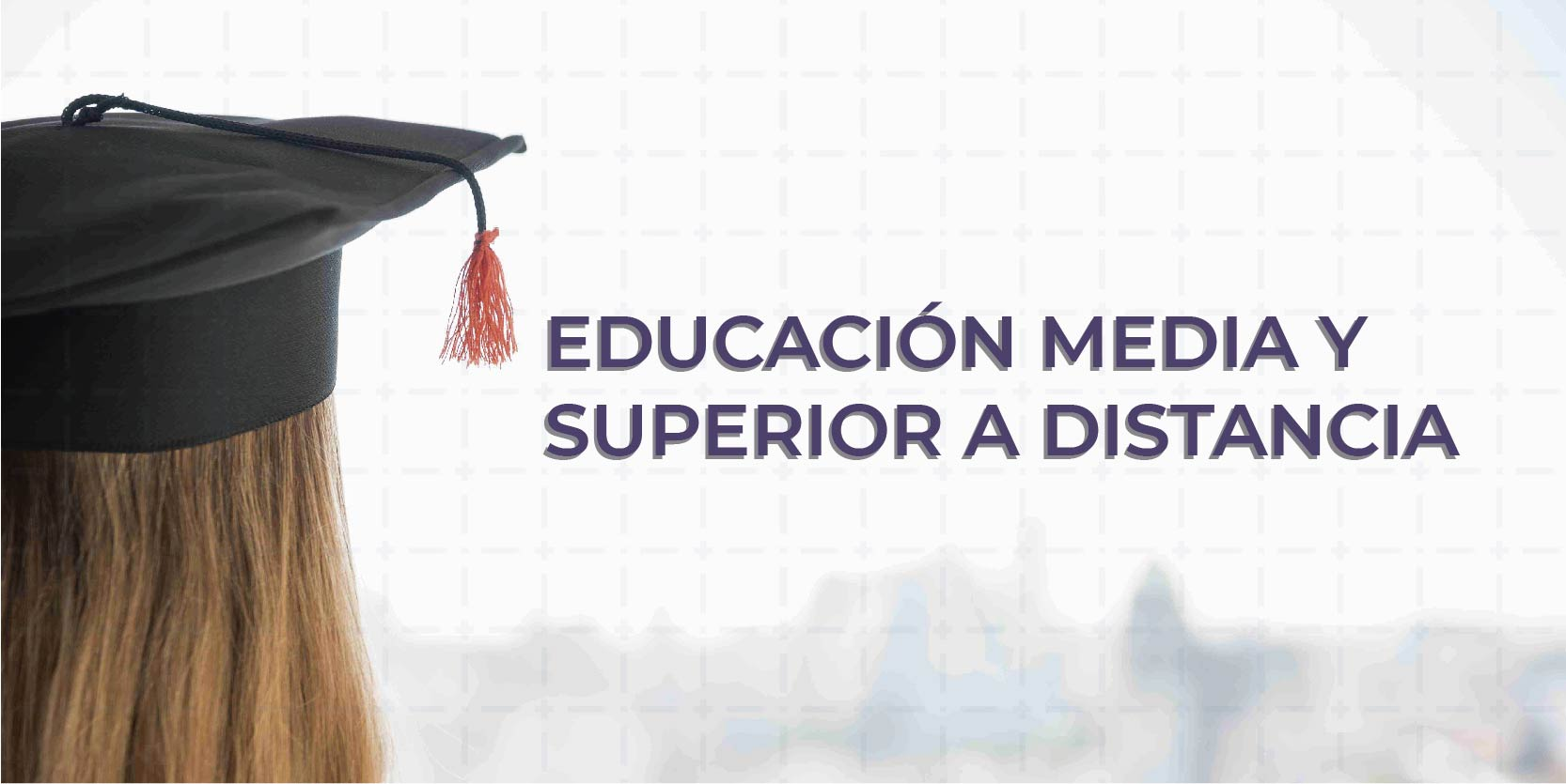 EDUCACIÓN MEDIA Y SUPERIOR A DISTANCIA