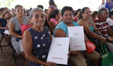 Programa para Regularizar Asentamientos Humanos (PRAH)