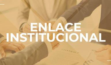 ENLACE  INSTITUCIONAL